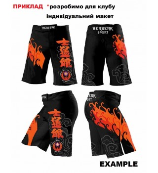 Fight shorts kids MMA