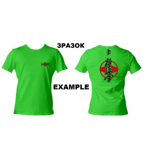 T-shirt cotton men's