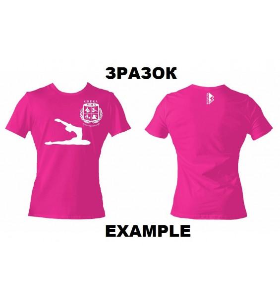 T-shirt cotton women's