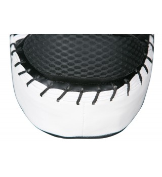 Pads BERSERK Scandi-fight black/white