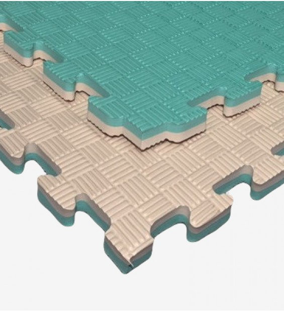 Tatami-puzzle Berserk 25 mm 80 kg/m³
