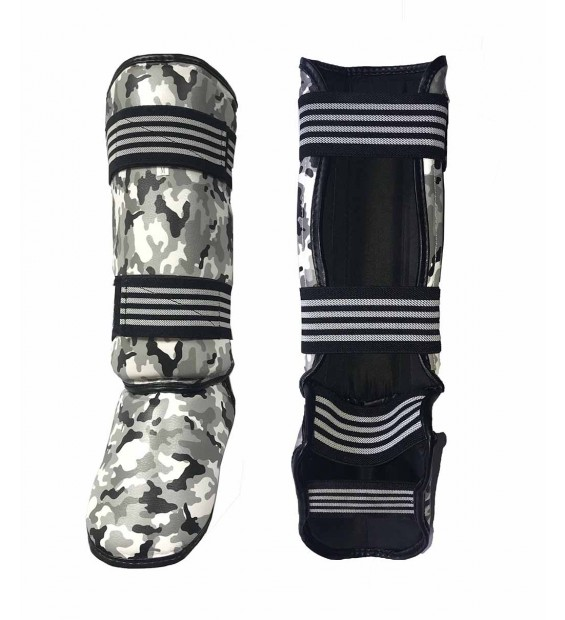 Shinguards Berserk (Imitation leather) camo
