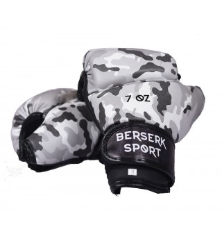 Gloves Berserk 7 oz camo (vinyl)