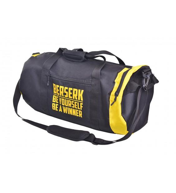 Sports bag Berserk Athletic yellow
