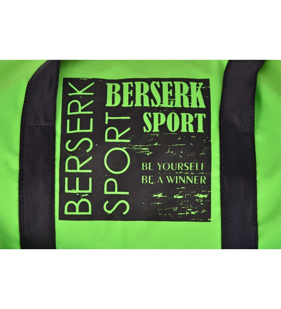 Sports bag Berserk Mobility neon green