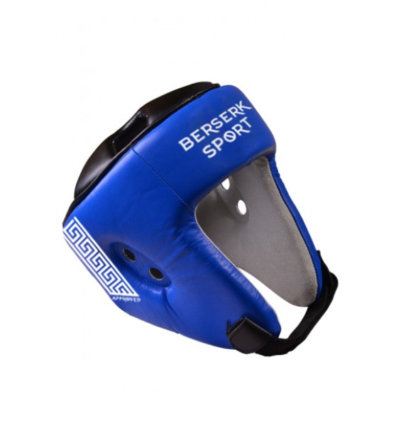 Headgear Berserk-sport approved UWW (vinyl) blue