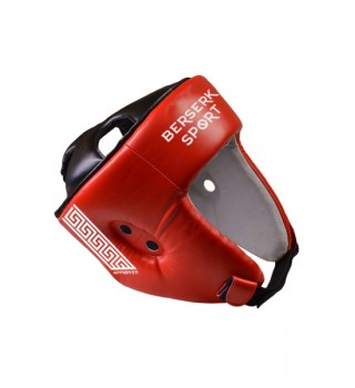 Headgear Berserk approved UWW (Leather) red