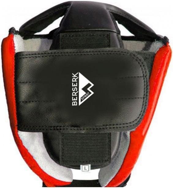 Headgear Berserk approved UWW (Leather) red