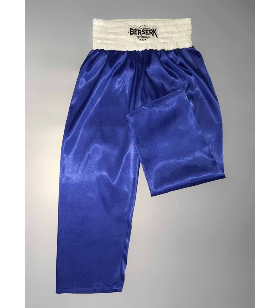 Pants BERSERK kickboxing kids blue