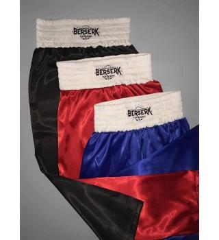 Pants BERSERK kickboxing kids blue