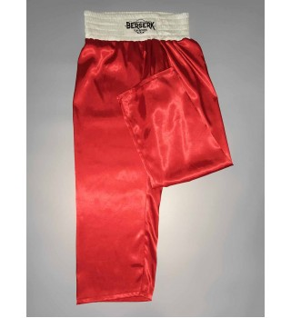 Pants BERSERK kickboxing kids red