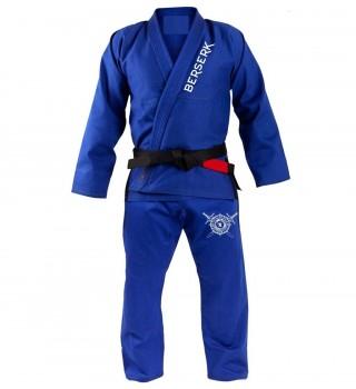Kimono BERSERK Jörmungandr BJJ GI blue kids