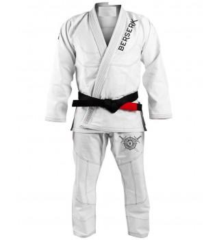 Kimono Berserk Jörmungandr BJJ GI white kids
