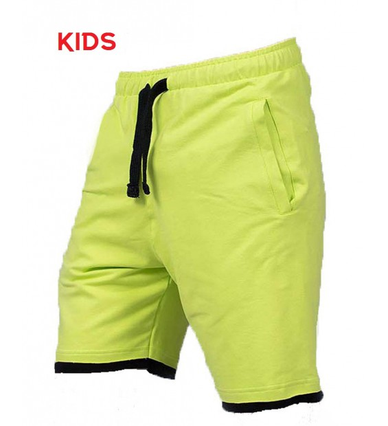 Shorts Berserk Active Kids green