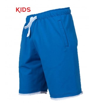 Shorts Berserk Active Kids blue