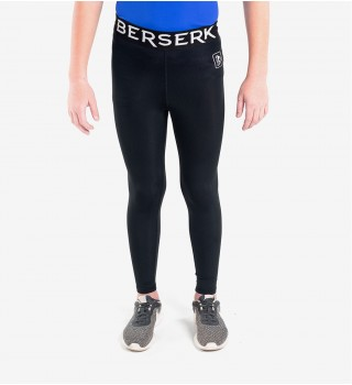 Compression Pants BERSERK KIDS LEGACY black