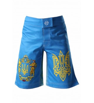 Fight shorts Berserk Hetman Kids blue