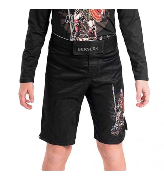 Fight shorts Berserk Sparta kids black