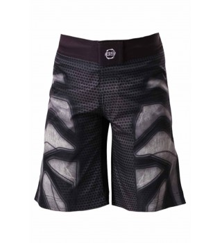 Fightshorts MMA Berserk Iron Kids black