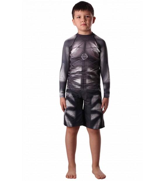 Fightshorts MMA Berserk Iron Kids black