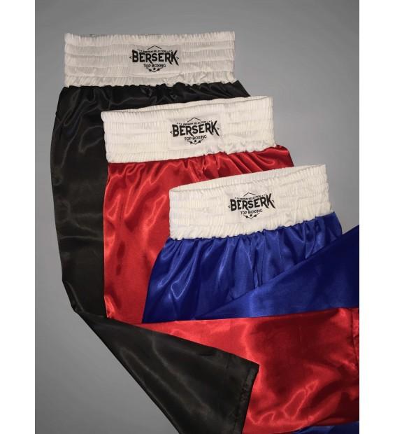 Pants Berserk kickboxing red