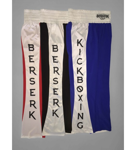 Pants Berserk kickboxing superfigter black