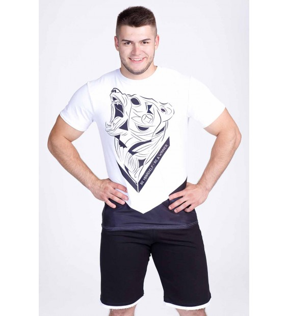 T-shirt Berserk Bear Spirit white