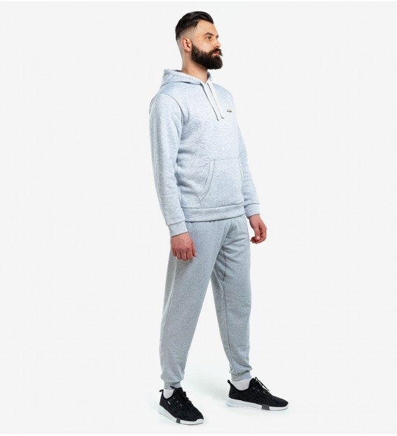Hoodie BERSERK PREMIUM grey (without fleece)