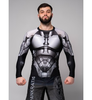 Rashguard Berserk IRON MAN 2.0 long sleeve