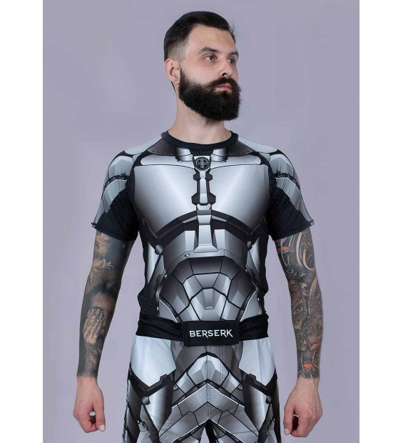 Compression T-shirt Berserk IRON MAN 2.0