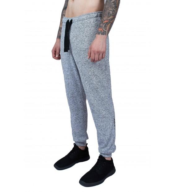 Pants Berserk Knitted Sport melange man