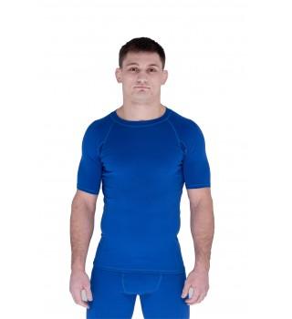 Rashguard Berserk Triquetra blue