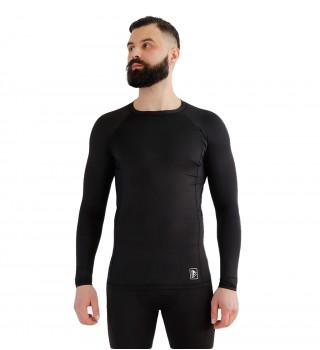 Rashguard Berserk Triquetra black long sleeve