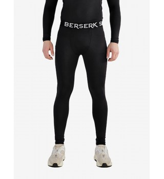 Compression pants Berserk Triquetra black