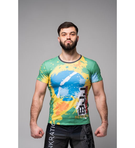 T-shirt Berserk Premier BJJ