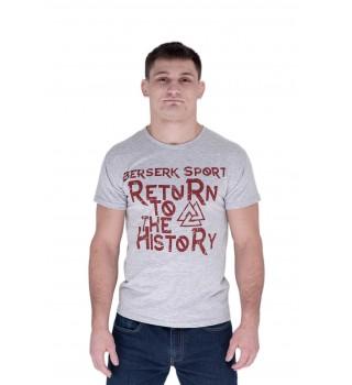 T-shirt Berserk Return to the history