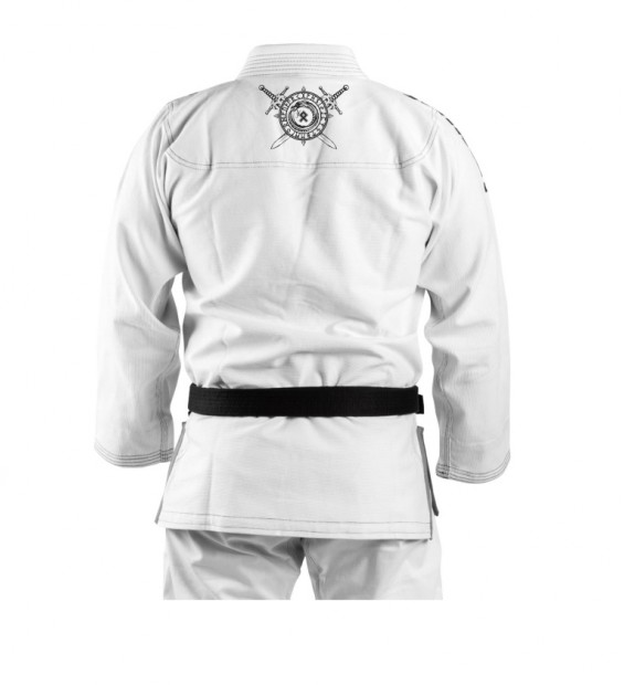 Kimono Berserk Jörmungandr BJJ GI white