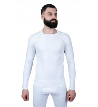 Rashguard MMA Berserk Legacy Long Sleeve white