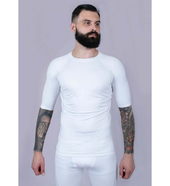 Rashguard MMA Berserk Legacy white
