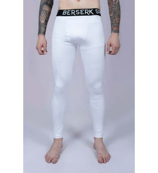 Compression Pants Berserk Legacy white