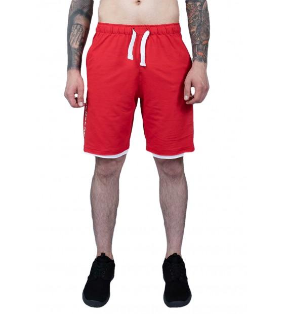 Shorts Berserk Unusual Casual red