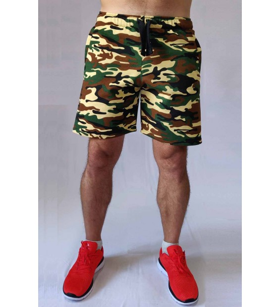 Shorts Berserk Speed Traning camo