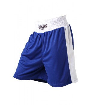 Fight shorts Berserk Boxing blue