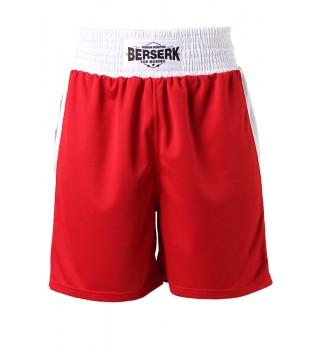Shorts BERSERK Boxing red