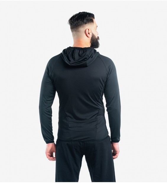 Hoodie Berserk Evolution Fit black