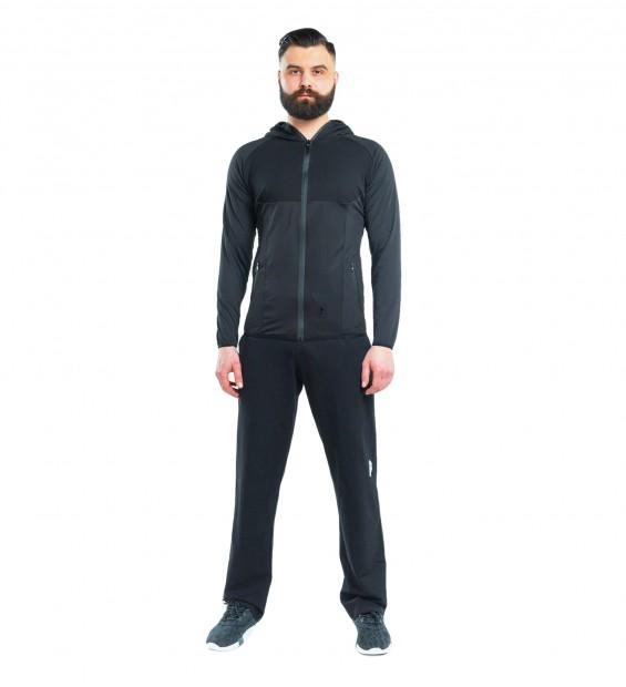 Pants BERSERK PRAGMATIC black (fleece)