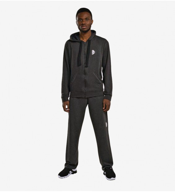 Pants BERSERK PRAGMATIC dark grey (fleece)