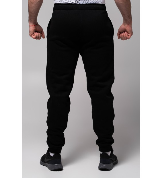 Pants BERSERK PREMIUM black (fleece)