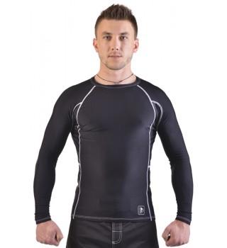 Rashguard MMA BERSERK LEGACY LONG SLEEVE black/white