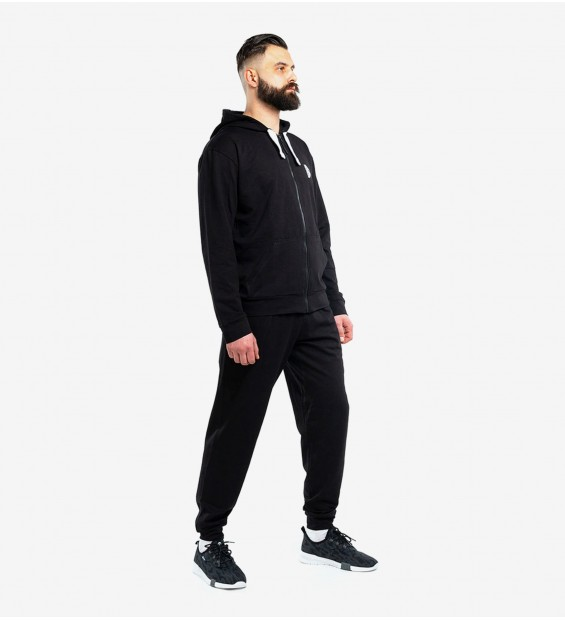 Hoodie BERSERK PRAGMATIC black (without fleece)